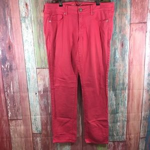 American Eagle stretchy skinny jeans